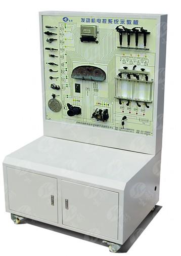 帕萨特发动机电控系统示教板