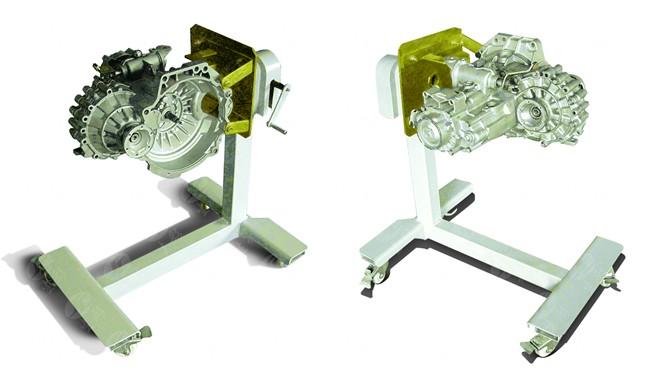 一汽大众捷达手动变速器拆装实验系统